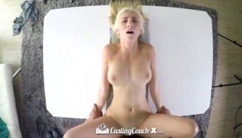 Girl enjoying male cock