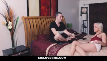 Hot lesbians tribbing in panties